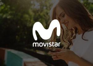 Imagen que se relaciona a la marca Movistar